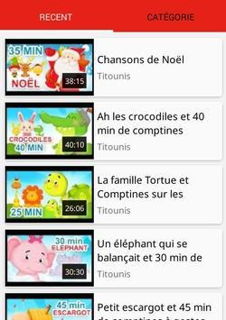 Video per bambini -compilation screenshot 1