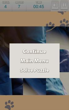 Picture Puzzle Cute Cats apk screenshot