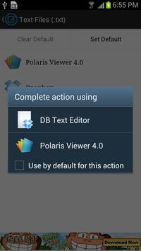 Default App Manager captura de pantalla 3