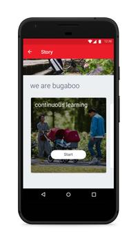 Bugaboo Link screenshot 2