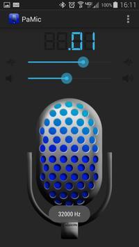 PaMic - Bluetooth PA system screenshot 2