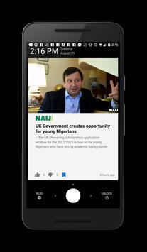 Newsflo screenshot 3