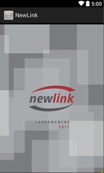 NewLink Lançamentos 2017 poster