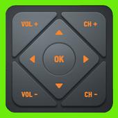 IR Universal Remote Control icon