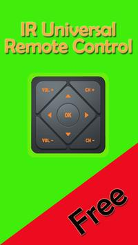 IR Universal Remote Control apk screenshot