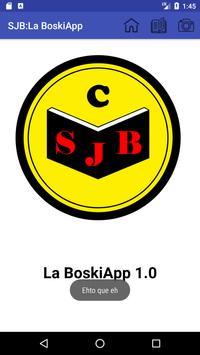 BoskiApp poster