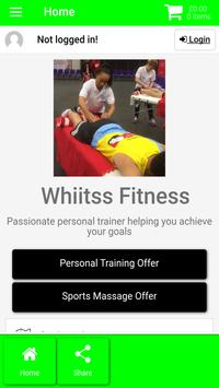 Whiitss Fitness screenshot 4