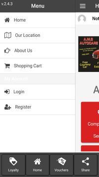AMS Autocare screenshot 1