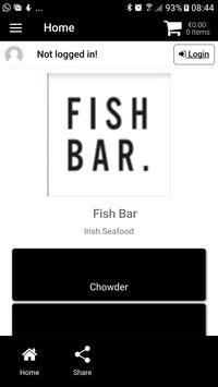 Fish Bar poster