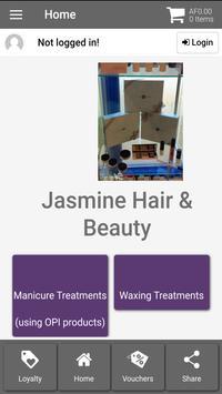 Jasmine Hair & Beauty poster