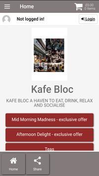 Kafe Bloc apk screenshot
