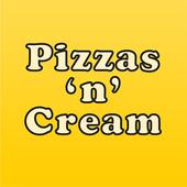 Pizzas n Cream Bray icon