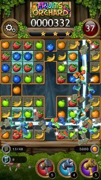 Fruits Orchard - Match 3 Puzzle apk screenshot