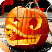 Puzzle - Halloween icon