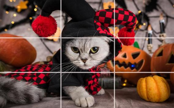 Puzzle - Halloween screenshot 15