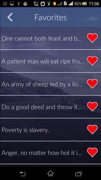 African Proverbs : Wise Saying screenshot 2