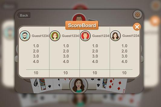 Callbreak Game : Multiplayer screenshot 3