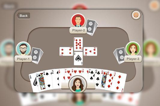 Callbreak Game : Multiplayer screenshot 1
