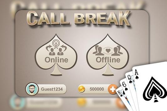 Callbreak Game : Multiplayer screenshot 6