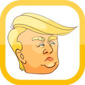 Trump Run : Trump Dump icon
