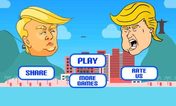 Trump Run : Trump Dump poster