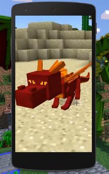 Dragon Mounts Mod screenshot 1