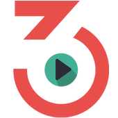360 Video Player icon