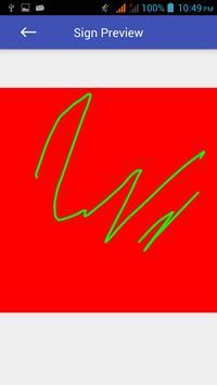Signature screenshot 4
