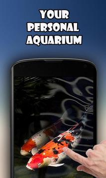 Koi - Aquarium poster