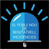 Benitatxell Incidencias icon