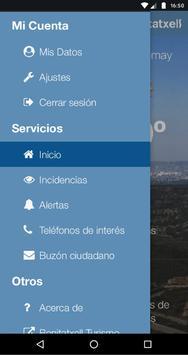 Benitatxell Incidencias apk screenshot