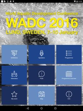 WADC 2016 screenshot 2