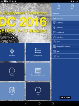 WADC 2016 screenshot 3