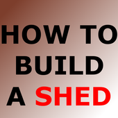 HOW TO BUILD A SHED icon