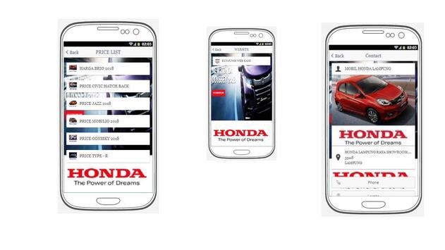HONDA-LAMPUNG screenshot 2