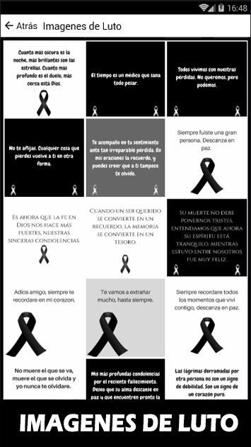 Lazos De Luto En Imagenes Con Frases для андроид скачать Apk