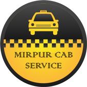 Mirpur Cab Service icon