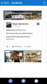 Mirpur Cab Service screenshot 4