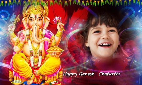 Ganesh Photo Frames 2017 poster
