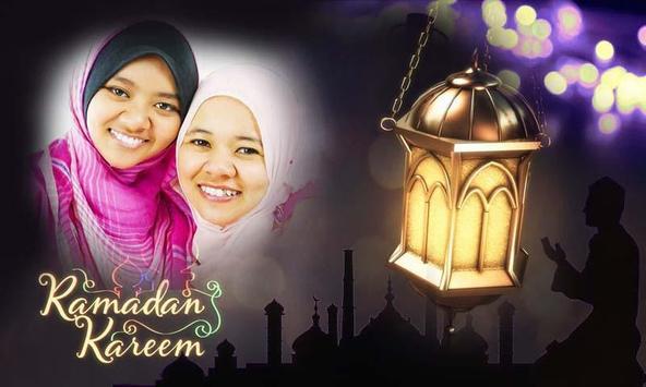 Ramadan Mubarak Photo Frames New poster