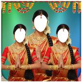 Women Bridal Saree Suit Free icon