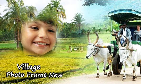 Village Photo Frame New screenshot 3