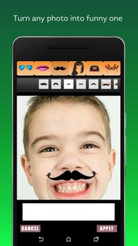 Photo Editor Free Face Changer poster