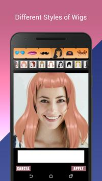 Photo Editor Free Face Changer apk screenshot