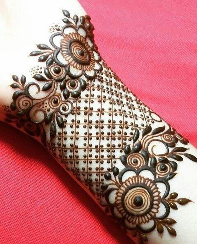 13 Unique Henna Designs Doing The Rounds This Wessing: Unique Stylish & Fancy Mehndi Designs