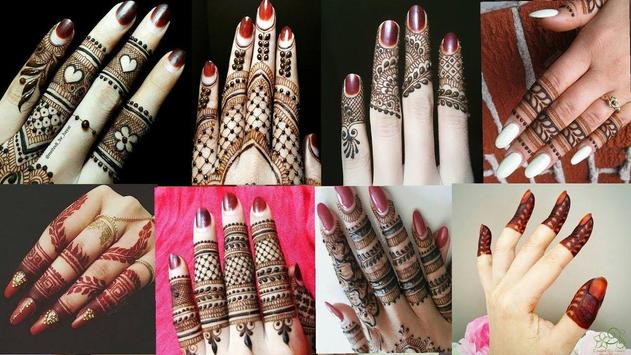 Stylish And Fancy Fingers Mehndi Designs 2018 For Android Apk