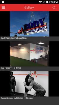 Body Transformations apk screenshot