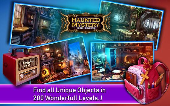 Hidden Object Games 200 Levels : Find Difference screenshot 12