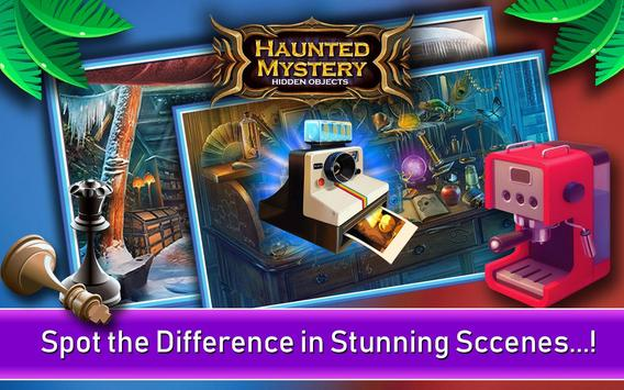 Hidden Object Games 200 Levels : Find Difference screenshot 1