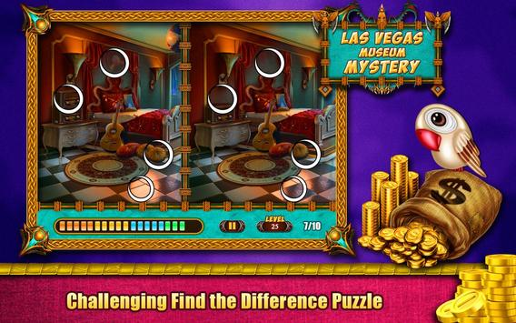 Hidden Object Games 200 Levels : Las Vegas Museum screenshot 2